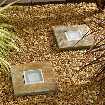 solar stepping stones
