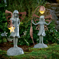 garden led decorative decor solar butterfly lights bird outdoor shop decoration dragonfly lamp landscape guru digital