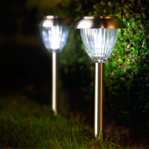 Types of Solar Lights for the Garden Solar Garden Decor